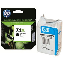 Cartucho Hp 74 Xl Original C4280 F4480 C4480 C5580