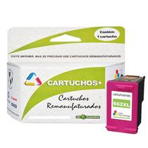 Kit Cartucho Hporiginal 662xl Preto + Xl Color Frete Gratis