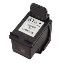 Cartucho Tinta Preto Impressora 61 Xl Hp 2050 20 Ml Ch563wn