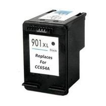 Cartucho Hp 901xl Preto Cc654a Compativel 4500 J4500 J4680