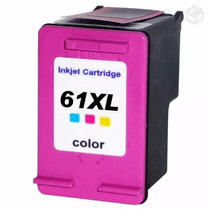 Cartucho 61 Xl Colorido Rende Até 2,5 X Mais Paginas*