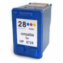 Cartucho 28 Hp F4180 D2360 J3680 Compatível Novo! Garantia