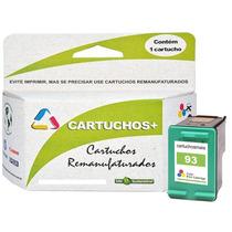 Kit Cartucho Hp 92 +hp 93 Original Alto Rendimento + Frete