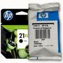 Cartucho Hp 21 Xl Para Impressoras E Multifuncional J3680