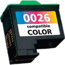 Cartucho Lexmark 26 10n0026 Compativel X1170 Z33 Z515 X1185