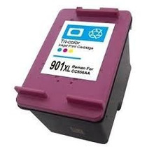 Cartucho Hp 901 Xl Color Compatível Importado Com Garantia