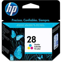 Cartucho Original Hp C8728 (28) Color