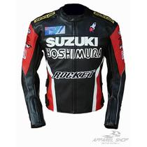 Jaqueta Moto Suzuki Gsx-r Srad - Oferta Relâmpago