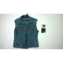 Colete Jeans Masculino / Unissex Customizado