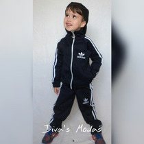 Conjunto Agasalho Adidas Infantil / Moletom