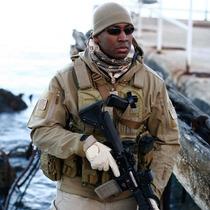 Jaqueta Militar Impermeável - Modelo Americano - Esportivo