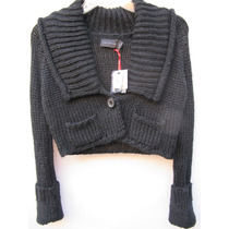 Cardigan Jaqueta Cropped De La The Limited