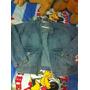 Lote 4 Peças Tigor -1 Calça+ Camiseta+ Jaqueta +tricot Tam 8