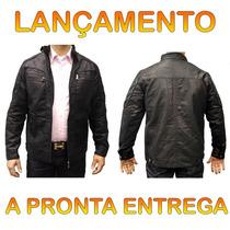 Jaqueta De Couro Pu Importada A Pronta Entrega No Brasil