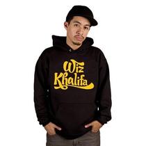 Blusa Wiz Khalifa Moletom Canguru - Exclusiva!!!