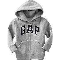 Compre Já Blusa De Frio Casaco Moleton Gap Feminino C/ziper