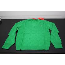 Sweater Verde Masculino - Marca Puma Golf