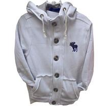 Blusa Abercrombie Branca Ref F4a