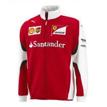 Nova Jaqueta Softshell Scuderia Ferrari F1 Team 2015 Em Sp!