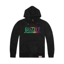 Blusa Grizzly Tie Dye Diamond Hoody- Sob Encomenda!