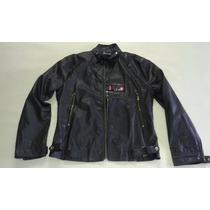 Jaqueta Para Motociclista Em Material Sintético Tamanho M/ G