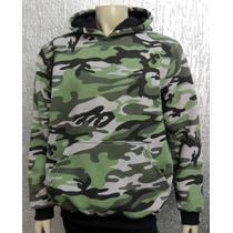 Moletom / Blusa Camuflado / Militar - Modelo 1