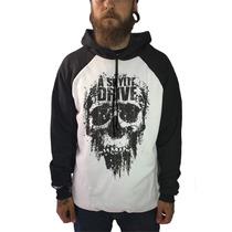 Blusa A Skylit Drive Caveira Camisetas Moletom Bandas Rock