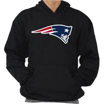 Blusa De Moleton New England Patriots - Nfl Personalizado