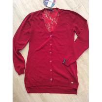 Ref 768- Blusa Biamar Com Renda