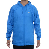 Jaqueta Masculina Oakley Dally Windbreaker Azul Inv/16