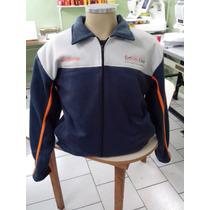Blusa Jaqueta Moletom Uniforme Bordado Personalizado