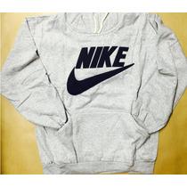Aproveita Blusa Moleton Nike Casaco Capuz E Bolso Abrigo