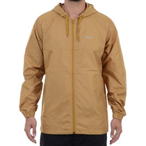 Jaqueta Masculina Oakley Dally Windbreaker Marrom