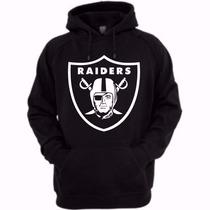 Moletom Canguru Oakland Raiders,futebol Americano Promoção!!