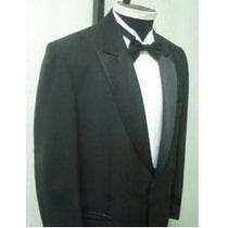 Smoking Com Camisa E Kit Gravata