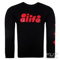 Moletom Puma Alife Arc Crew Sweat - Futfanatics