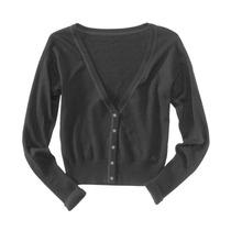 Aeropostale Aero Womens A87 Cardigan Sweater