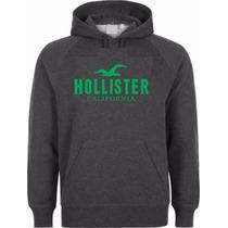 Blusa Moleton Hollister Mega Promoção ! Frete Grátis