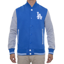 Jaqueta Masculina New Era College Los Angeles Dodgers