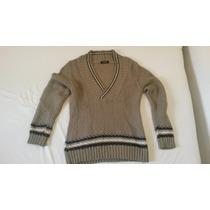 Casaco Tricot Zara Masculino