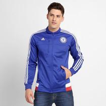 Jaqueta Blusa Abrigo Adidas Masc. Chelsea Hino Oficial