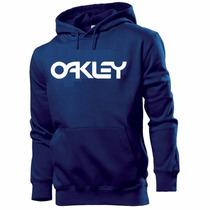 Blusa Moleton Oakley Super Mega Promoção ! Frete Grátis .