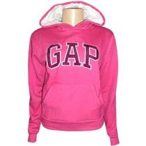 Blusa Gap Feminina De Moletom Casaco Jaqueta Rosa Pink
