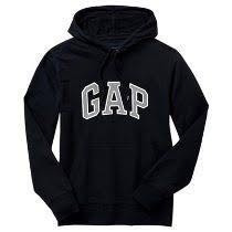 Blusa Agasalho De Frio Gap Moleton Com Capuz Masculina