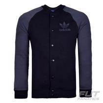 Jaqueta Adidas Superstar Fleece Originals - Futfanatics