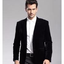 Frete Grátis!!!elegante Blazer Veludo Masculino R$ 199,00