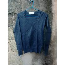 Suéter De Lã Zara Knit