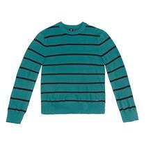 Blusa Masculina Em Trico Listrado - Hering