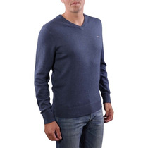 Tommy Hilfiger - Suéter Em Tricot - Masculino