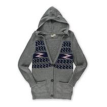Roxy Womens Sombra Diamante Cardigan Sweater